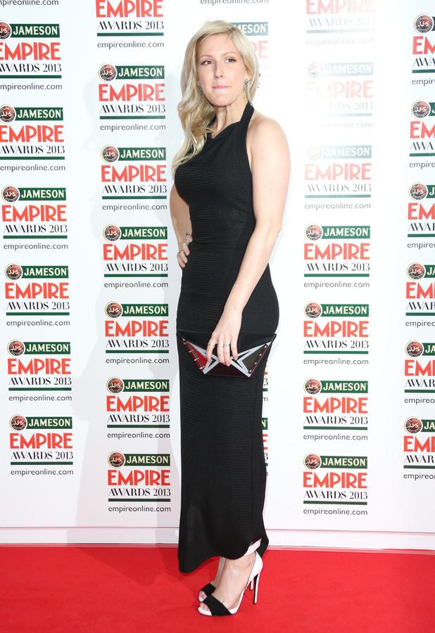 Ellie Goulding, Empire Awards 2013