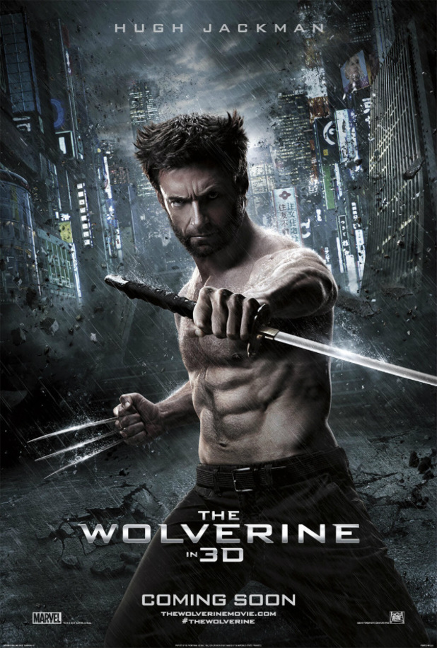'The Wolverine' poster