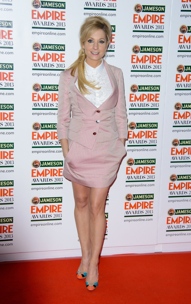 Joanne Froggart, Empire Awards 2013