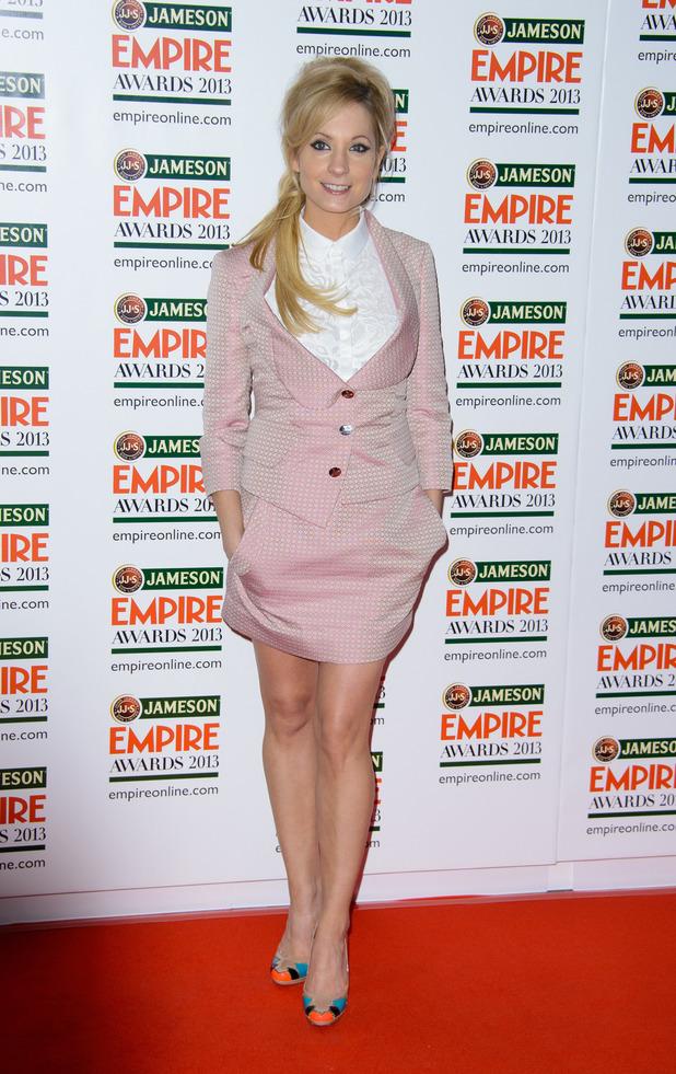 Joanne Froggart, Empire Awards 2013