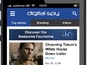Digital Spy: new mobile site