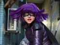 Chloe Moretz fronts new promo for the violent superhero sequel.