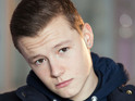 Charlie Wernham discusses the future of the Robbie, Finn and John Paul story.