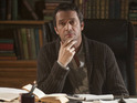 James Purefoy discusses the research he used to play serial killer Joe Carroll.