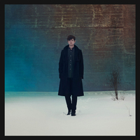 James Blake 'Overgrown' artwork