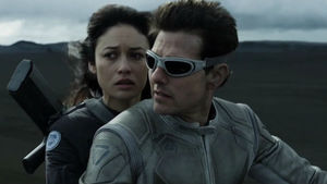 'Oblivion' IMAX behind the frame