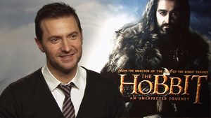 The Hobbit stars on 'Unexpected Journey' and 'Desolation of Smaug'