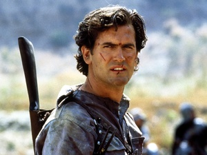 Bruce Campbell in Army of Darkness