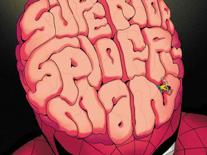'Superior Spider-Man' #9 cover artwork