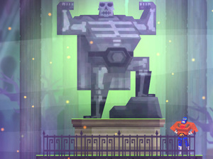&#39;Guacamelee&#39; screenshot