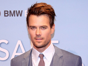 Josh Duhamel, Safe Haven, premiere
