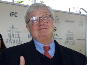 Roger Ebert at the 2002 West Independent Spirit awards