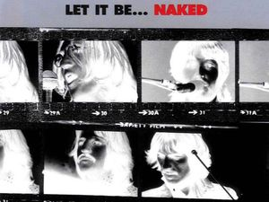 The Beatles: 'Let It Be...Naked' album artwork