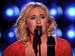 The Voice - Season 2, Episode 2: Emma Jade Garbutt