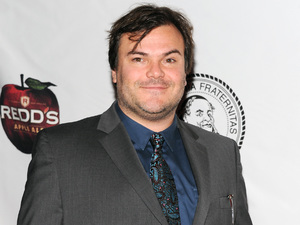 Jack Black attends a Friars Club Roast in his honor at the New York Hilton.