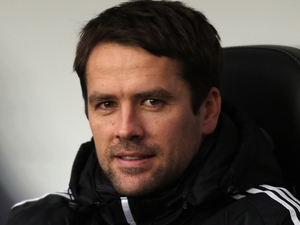 Footballer Michael Owen