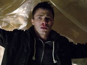 Colton Haynes as Roy Harper in Arrow S01E18: &#39;Salvation&#39;