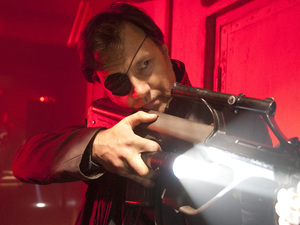 The Governor (David Morrissey) in The Walking Dead S03E16: &#39;Welcome to the Tombs&#39;