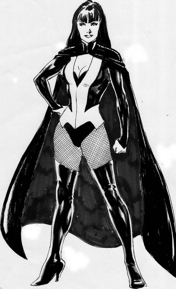 Zatanna in 'Justice League' #22