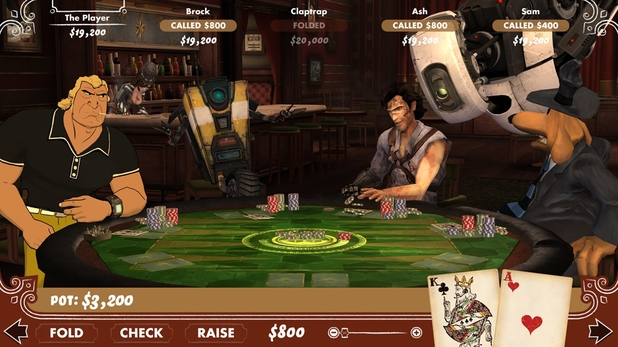 'Poker Night 2' screenshot