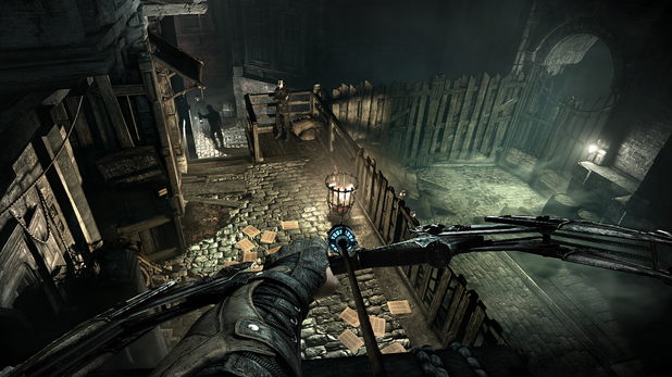 'Thief' screenshot