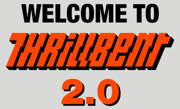 Welcome to Thrillbent 2.0