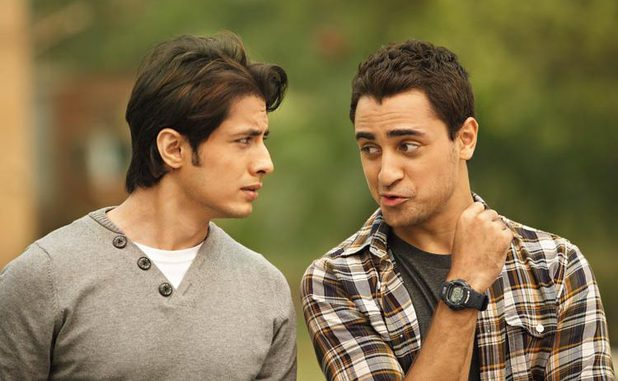 Ali Zafar alongside Imran Khan in 'Mere Brother Ki Dulhan' (2011)