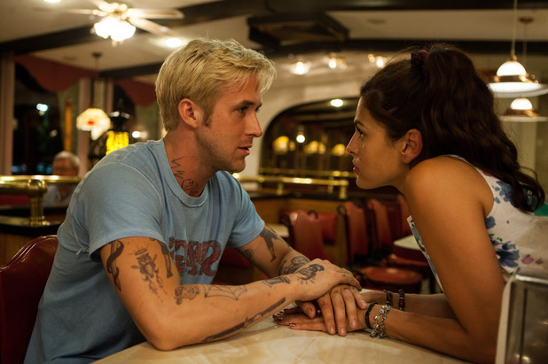 Ryan Gosling, Eva Mendes in The Place Beyond the Pines