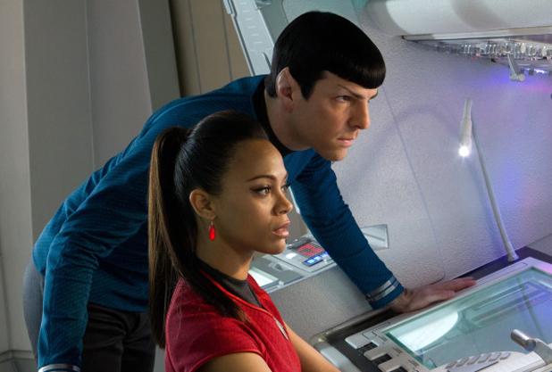 Spock on Twitter