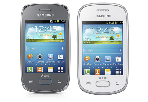 Samsung's Galaxy Star and Pocket Neo smartphones