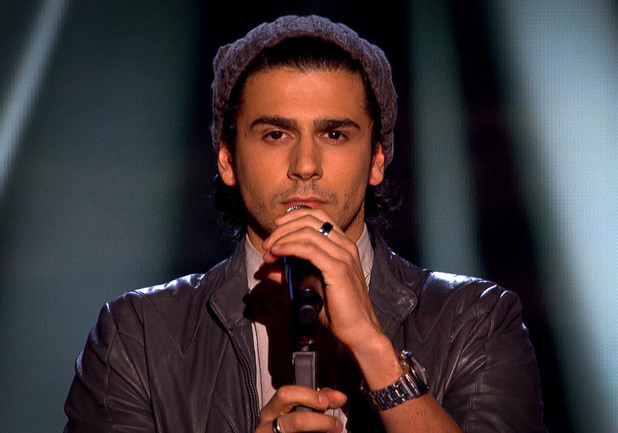 The Voice - Season 2, Episode 2: Liam Tamne