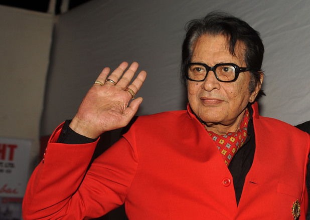 Manoj Kumar at a concert in Mumbai -- January 30, 2013