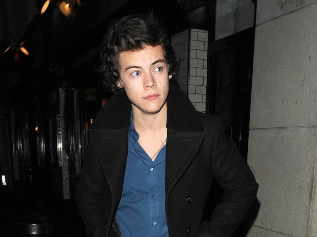 Harry Styles, Groucho club, One Direction