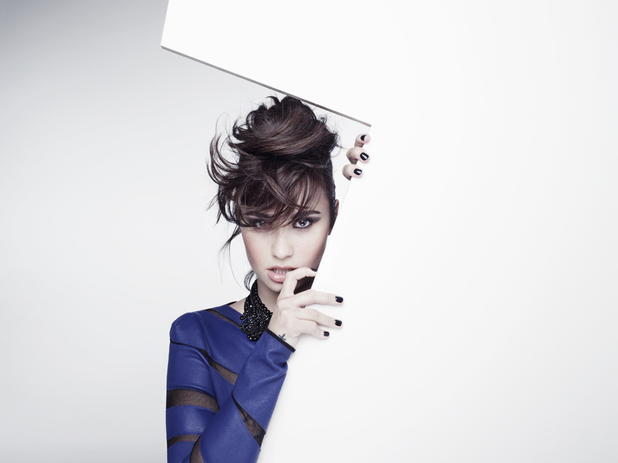 Demi Lovato -- 2013 press shot