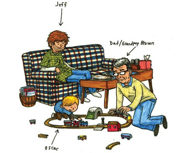 Jeffrey Brown's 'A Matter Of Life'