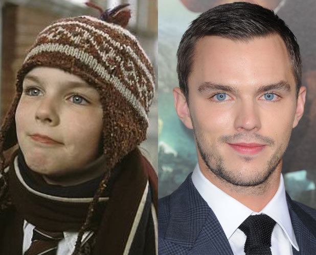 Male Child Actors Then And Now Nicholas hoult