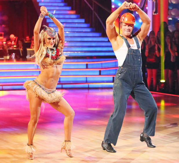 Dancing with the Stars - week 3: Peta Murgatroyd and Sean Lowe