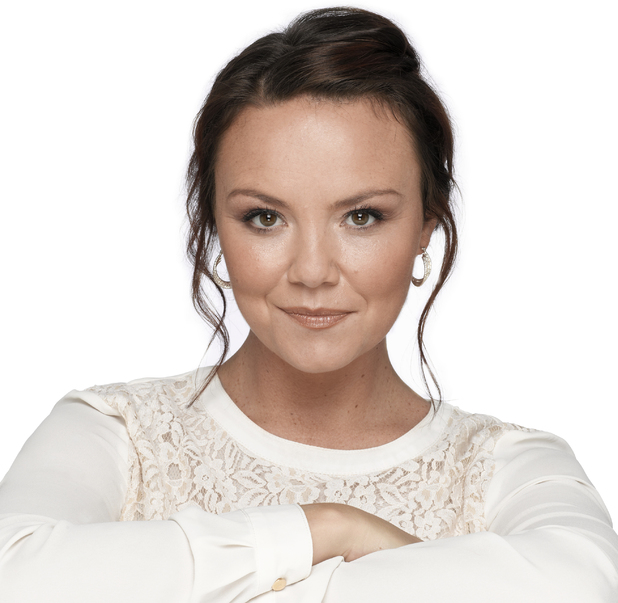 Charlie Brooks as Janine.