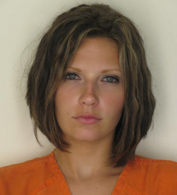 Attractive Convict - original mugshot