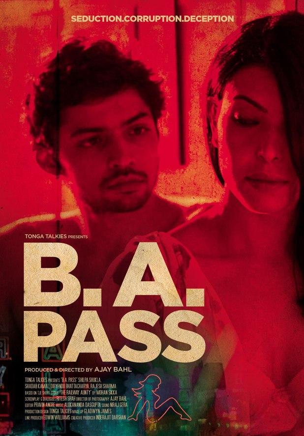 'BA Pass' Poster