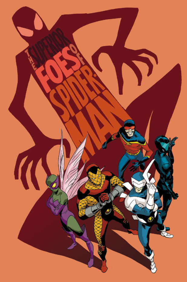 'The Superior Foes of Spider-Man' teaser artwork