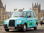 The operator brings its speedy mobile internet to cabs in London and Birmingham.