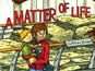 Jeffrey Brown's Matter Of Life unveiled