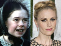 Macaulay Culkin, Kirsten Stewart, Anna Paquin and other child actors then and now.