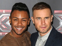 Barlow's X Factor protégé believes the star was made a scapegoat over his tax avoidance.