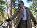 Michael Shannon's gangster threatens James Franco in a clip from the new crime thriller.