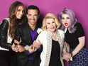 The cast of E! network's 'Fashion Police'