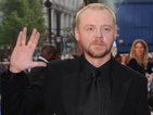 Simon Pegg has been told to make his Star Trek 3 script less Star Trek-y
