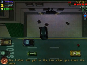 Grand Theft Auto 2 gameplay