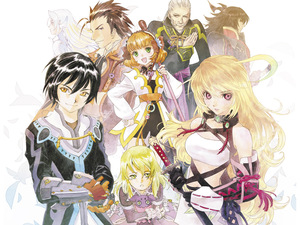 'Tales of Xillia' PS3 pack shot